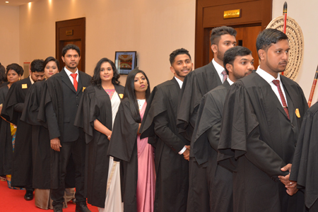 Convocation 2020 at BMICH